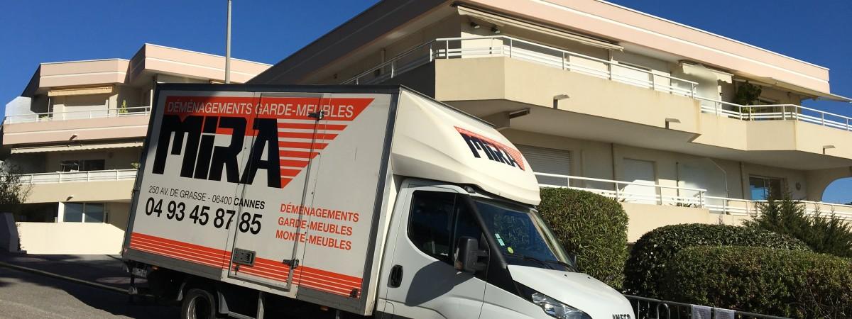 Votre déménageur professionnel à Cannes, Mougins